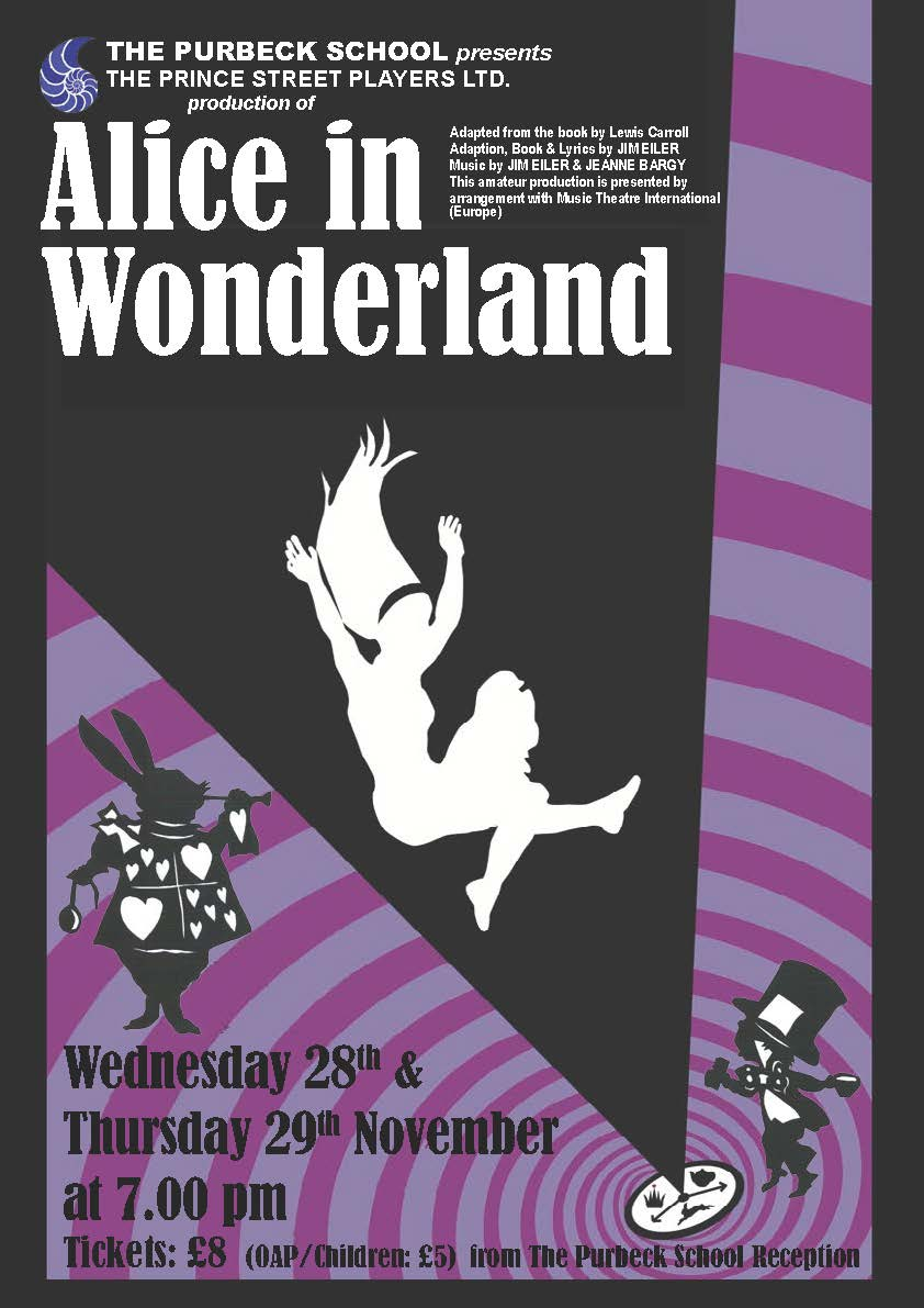 Alice in Wonderland cast announced!