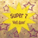Picture of Super 7s Badge