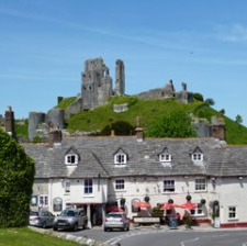 Year 12 Geography Trip to Corfe Castle