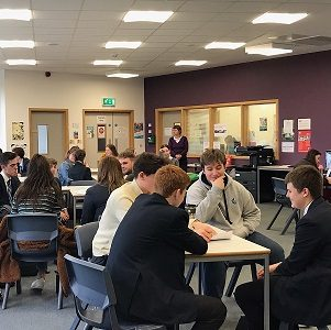 Mentoring 2019 at The Purbeck School