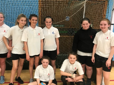 Year 7/8 Handball Dorset Youth Games