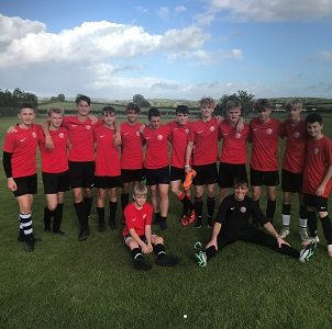 Year 11 County Cup Football
