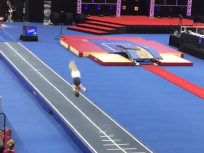 Ben Collington Mears – British Tumbling Champion 2019