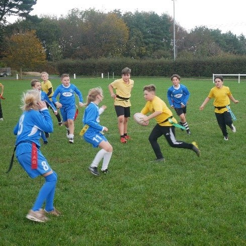 Picture of Tag Rugby