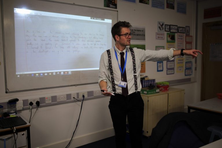 Picture of English Taster Session 1