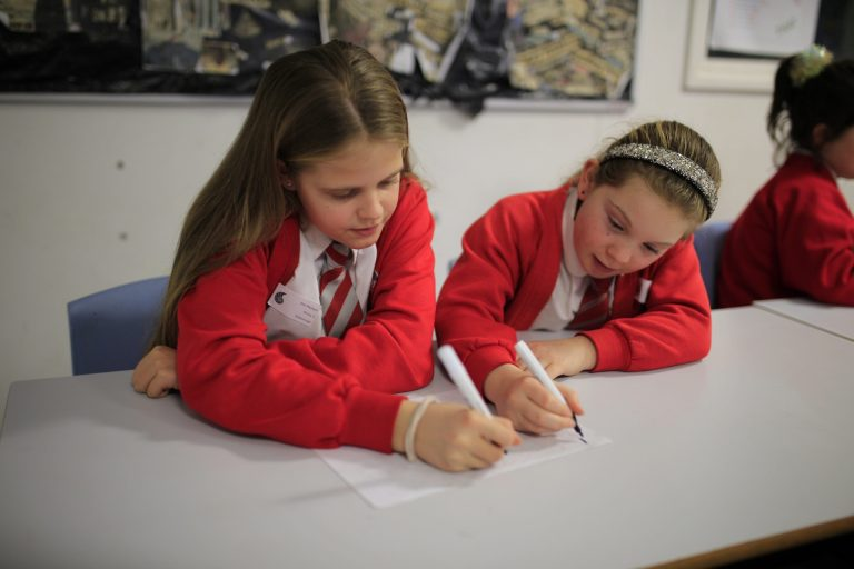 Picture of English Taster Session 4
