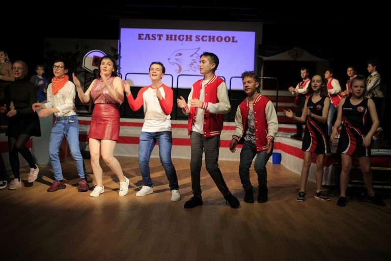 Picture of High School Musical 14