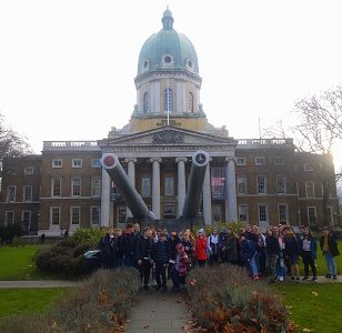 Year 9 History trip to London