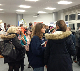 College and Learning Provider Open Evening