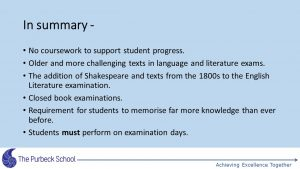 Picture of Year 11 GCSE information evening-Slide27