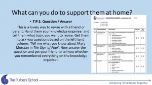 Picture of Year 11 GCSE information evening-Slide29