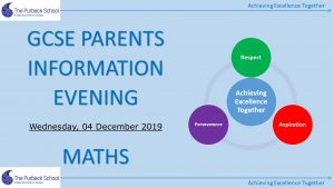 Picture of Year 11 GCSE information evening-Slide34