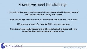 Picture of Year 11 GCSE information evening-Slide6