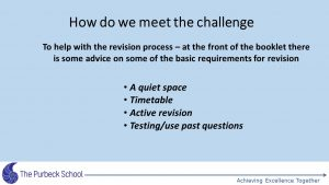 Picture of Year 11 GCSE information evening-Slide9