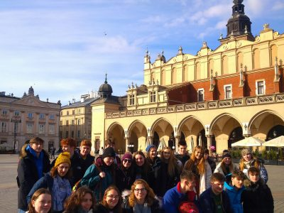 History Trip to Poland and Germany