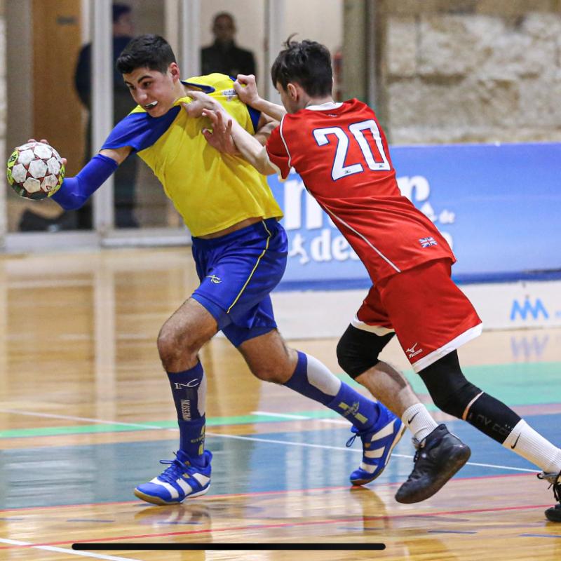 Picture of GB Handball Team2