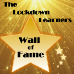 Wall of Fame – Well Done!