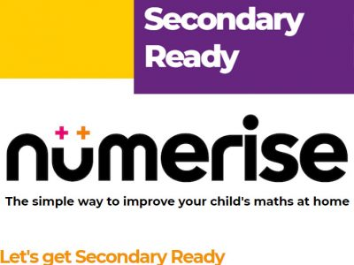 Numerise – Secondary Ready
