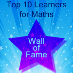 Picture of Maths Top 10 Learners Badge