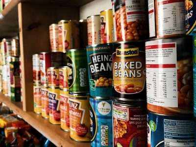 Food Bank – Donations by 16thof December.
