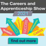 Careers and Apprenticeship show logo.fw
