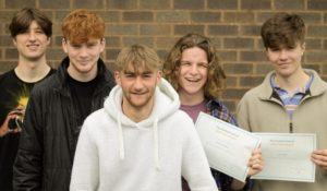 Picture of 6th Form Leavers 17 - Photo