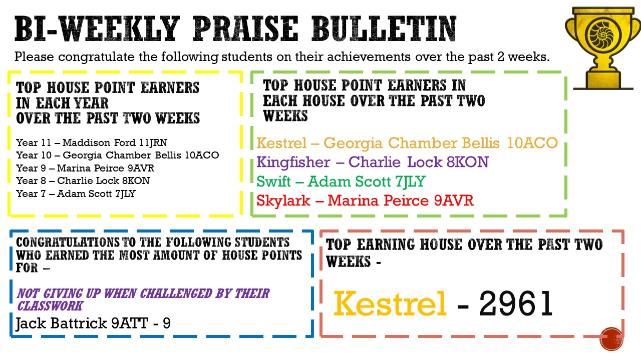 Picture of Praise Bulletin 20-5-21