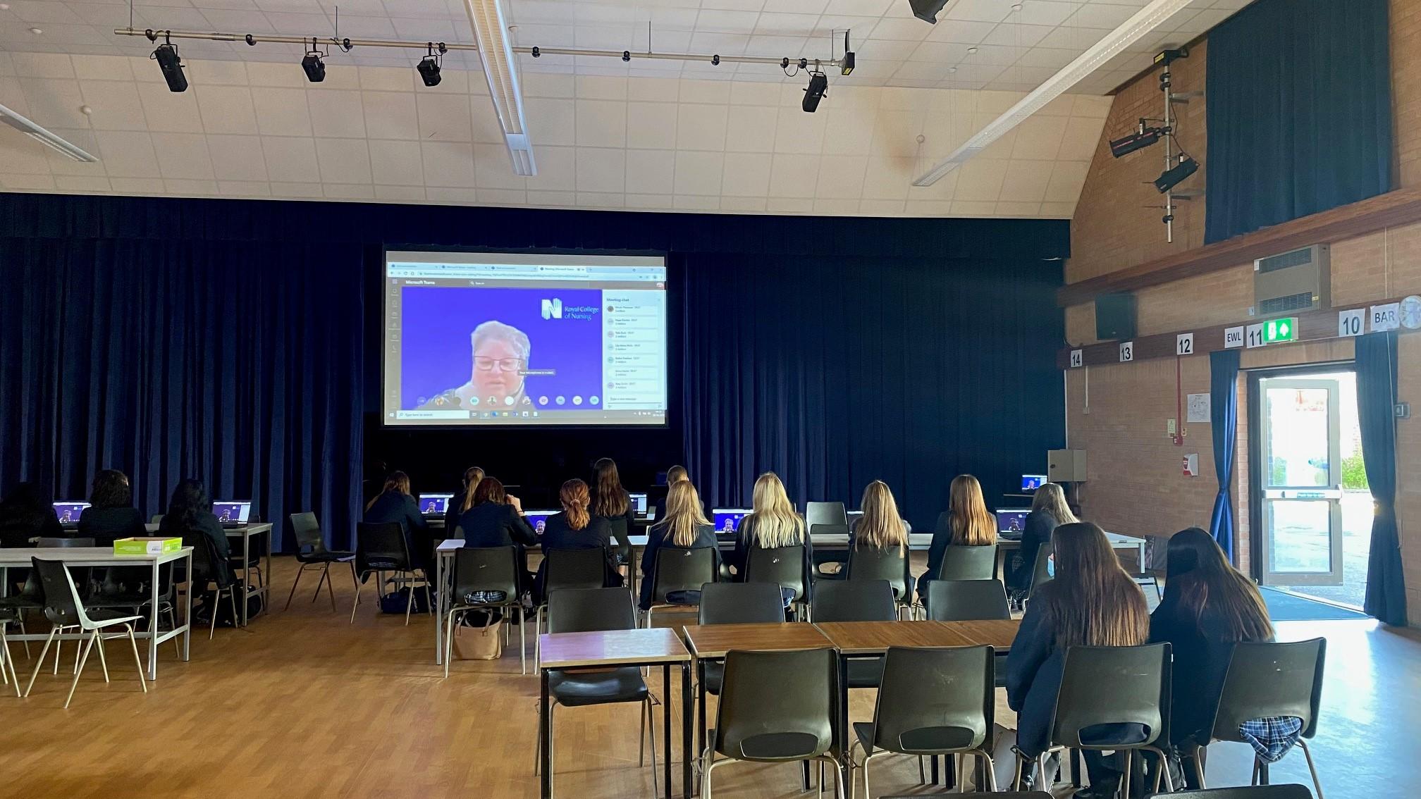 Picture of Virtual Next Generation NHS Nursing Workshop