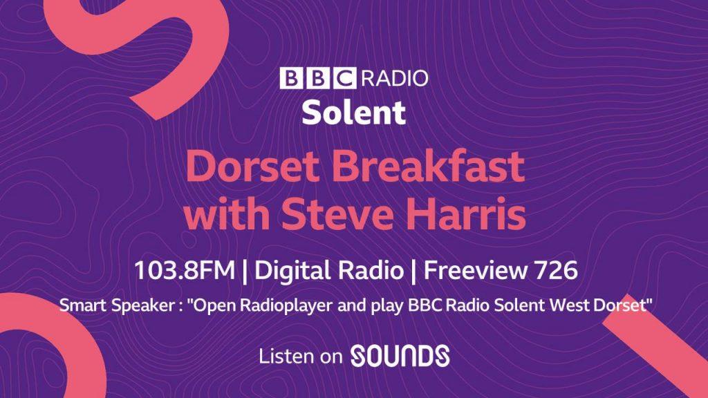 Details of Dorset Breakfast show with Steve Harris