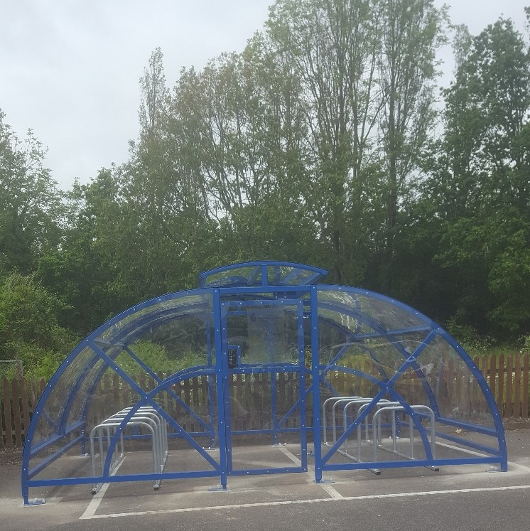 Picture of Bike Sheds - Photo