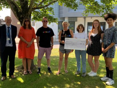 Mental health bus for teenagers is one stop closer