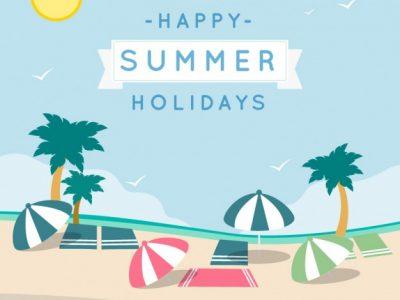 Have a fantastic summer break!