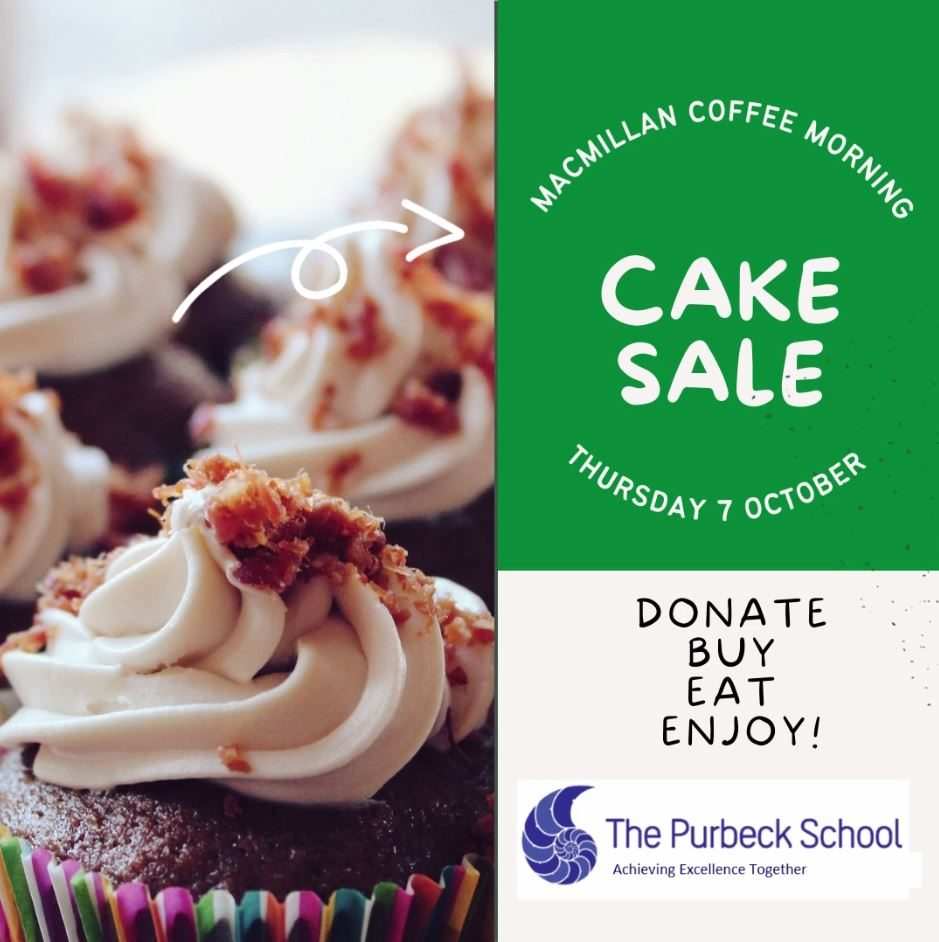 Macmillan Cake Sale – Baking? There's muffin to it!