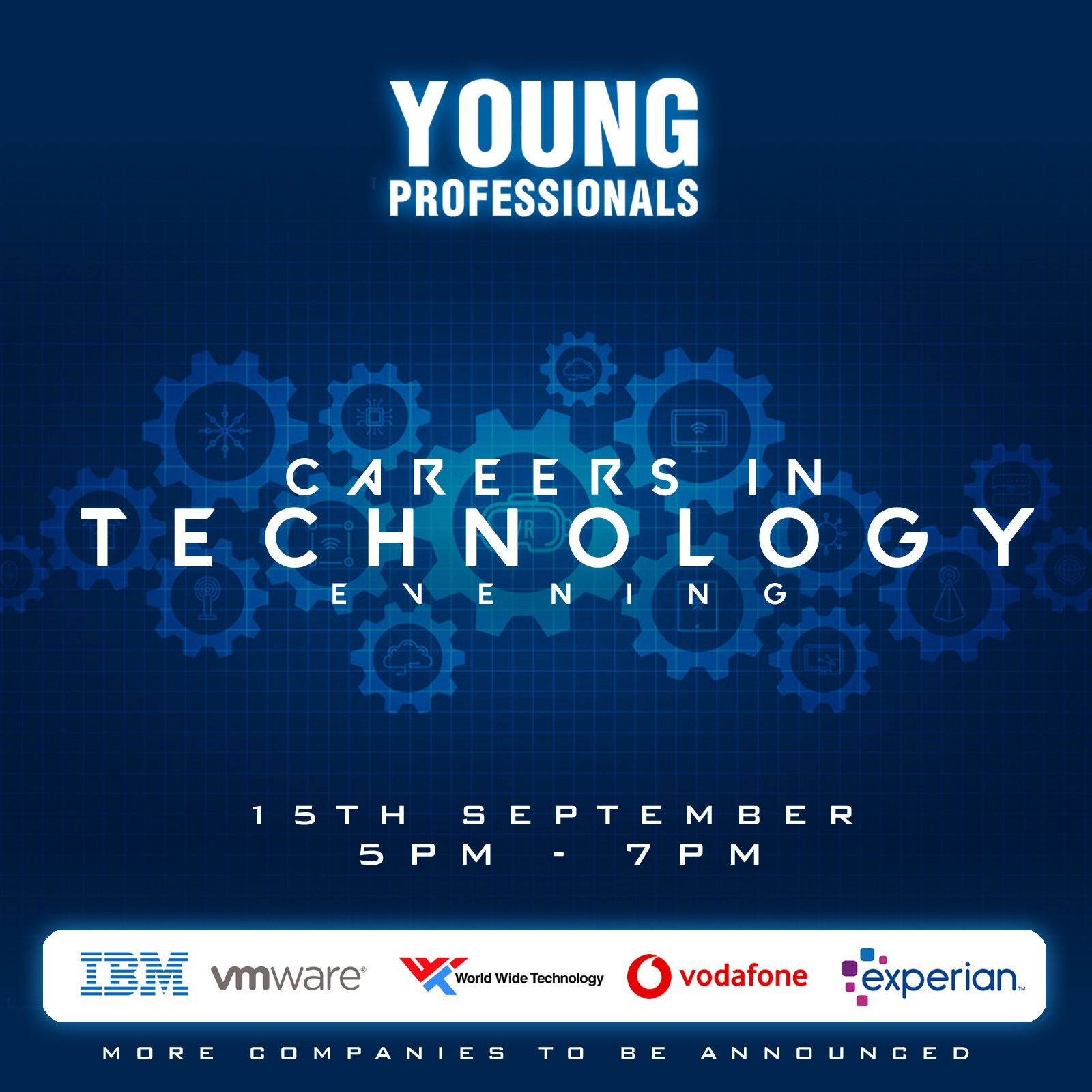 Careers in Technology Evening with IBM