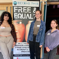 The National STAND UP Schools' Human Rights Conference 2021